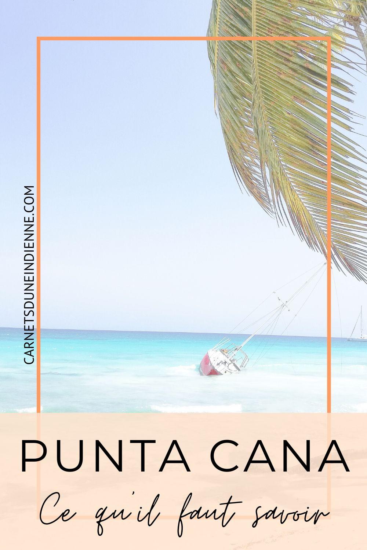 Epingle pinterest : Punta Cana, ce qu'il faut savoir