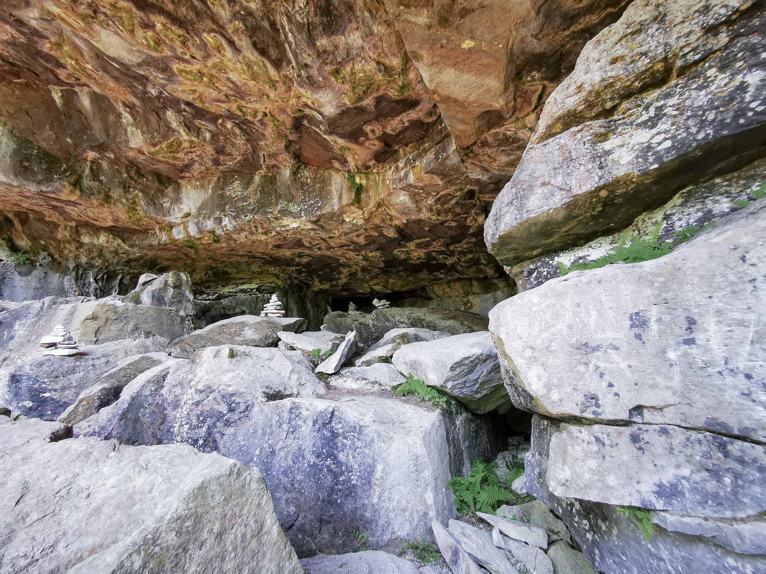 Greig's cave - péninsule de bruce
