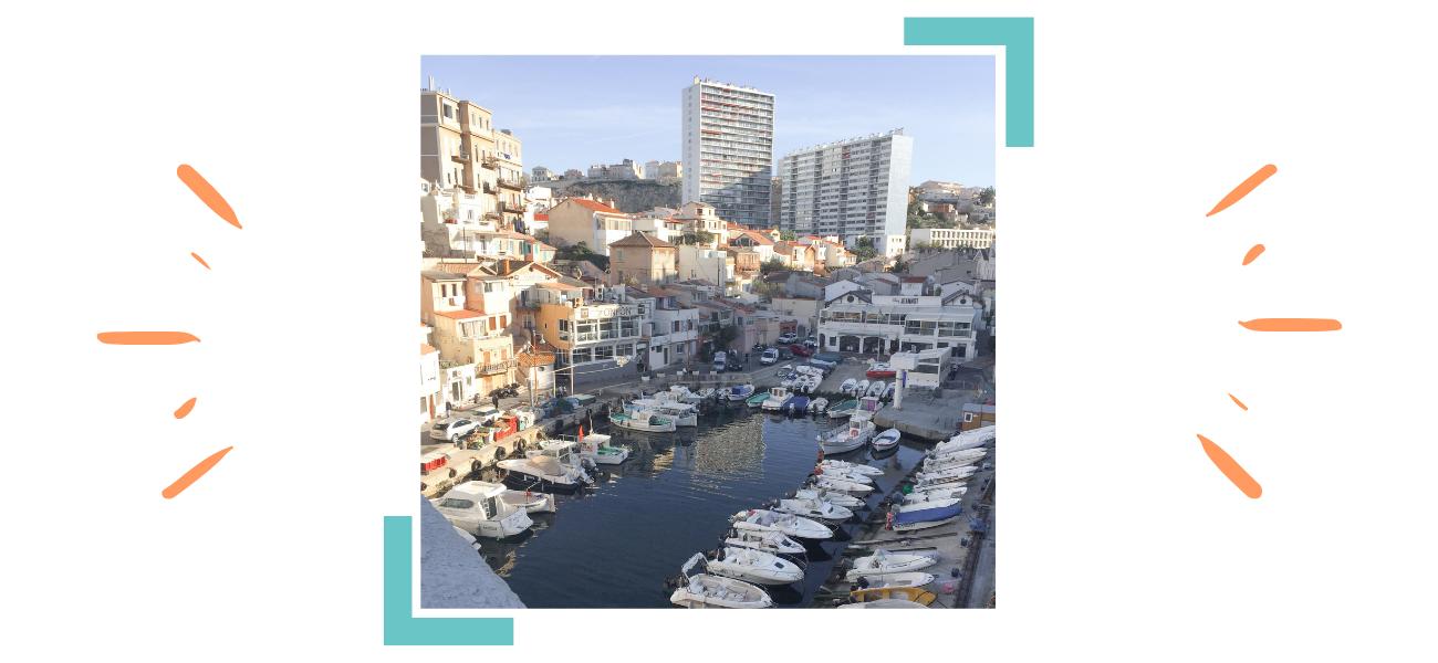 Voyager seule - Marseille - épingle 2